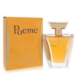 Poeme Perfume by Lancome, 100 ml Eau De Parfum Spray for Women from FragranceX.com