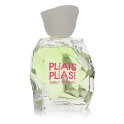 Pleats Please L'eau Perfume by Issey Miyake, 3.3 oz Eau De Toilette Spray (Tester) for Women