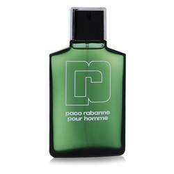 Paco Rabanne Cologne by Paco Rabanne, 100 ml Eau De Toilette Spray (Tester) for Men from FragranceX.com