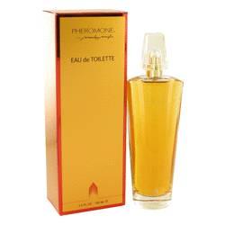 Pheromone Perfume by Marilyn Miglin, 100 ml Eau De Toilette Spray for Women from FragranceX.com
