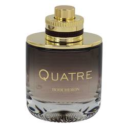 Quatre Absolu De Nuit Perfume by Boucheron, 3.3 oz Eau De Parfum Spray (Tester) for Women
