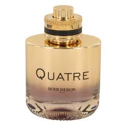 Quatre Perfume by Boucheron, 100 ml Eau De Parfum Intense Spray (Tester) for Women