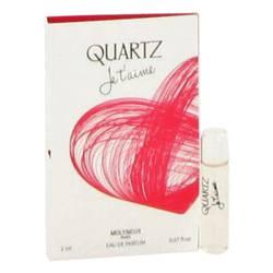 Quartz Je T'aime Sample by Molyneux, .07 oz Vial (sample) for Women