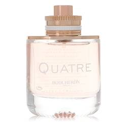 Quatre Perfume by Boucheron, 3.3 oz Eau De Parfum Spray (Tester) for Women