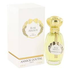 Rose Absolue Perfume by Annick Goutal, 50 ml Eau De Parfum Spray for Women