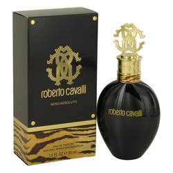 Roberto Cavalli Nero Assoluto Perfume by Roberto Cavalli, 1 oz Eau De Parfum Spray for Women