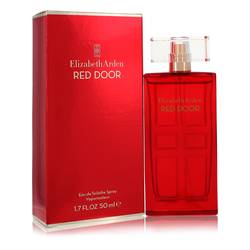 Red Door Perfume by Elizabeth Arden, 50 ml Eau De Toilette Spray for Women from FragranceX.com