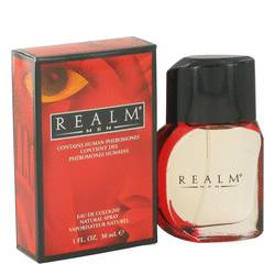 Realm Cologne by Erox, 1 oz Eau De Toilette / Cologne Spray for Men