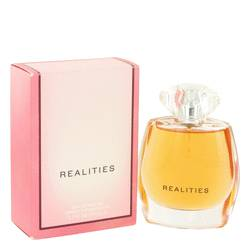 Realities (new) Perfume by Liz Claiborne, 50 ml Eau De Parfum Spray for Women