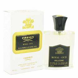 Royal Oud Perfume by Creed, 120 ml Millesime Spray for Women