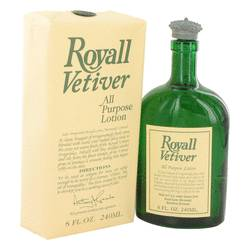 Royall Vetiver Cologne by Royall Fragrances, 8 oz All Purpose Lotion for Men