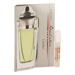 Roadster Sport Sample by Cartier, .05 oz Vial (Sample) for Men