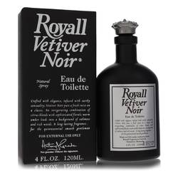 Royall Vetiver Noir Cologne by Royall Fragrances, 4 oz Eau de Toilette Spray for Men
