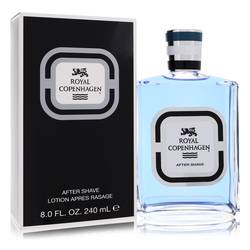 Royal Copenhagen After Shave by Royal Copenhagen, 8 oz After Shave Lotion for Men