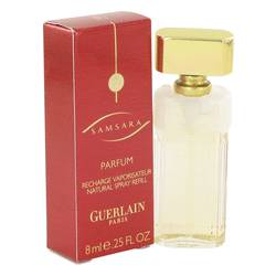 Samsara Perfume by Guerlain, 1/4 oz Pure Perfume Spray Refill for Women