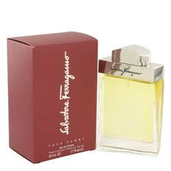 Salvatore Ferragamo Cologne by Salvatore Ferragamo, 50 ml Eau De Toilette Spray for Men