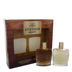 Stetson Gift Set by Coty Gift Set for Men Includes 2 oz Collector's Edition Cologne + 2 oz  Collector's Edition After Shave