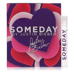 Someday Sample by Justin Bieber, .05 oz Vial (sample) for Women