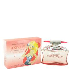 Sex In The City Fantasy Perfume by Unknown, 100 ml Eau De Parfum Spray (New Packaging) for Women