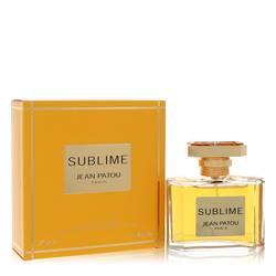 Sublime Perfume by Jean Patou, 75 ml Eau De Parfum Spray for Women