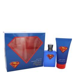 Superman Gift Set by CEP Gift Set for Men Includes 2.5 oz Eau DE Toilette spray + 5 oz Body Wash