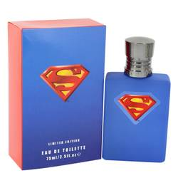Superman Cologne by CEP, 2.5 oz Eau De Toilette Spray (Limited Edition) for Men