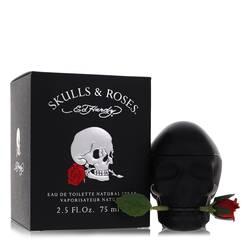 Skulls & Roses Cologne by Christian Audigier, 75 ml Eau De Toilette Spray for Men