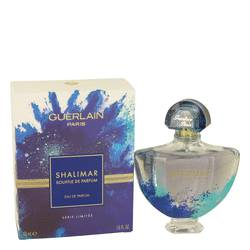 Shalimar Souffle De Parfum Perfume by Guerlain, 1.7 oz EDP Spray (Serie Limitee) for Women