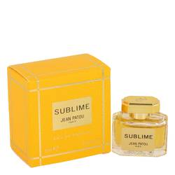 Sublime Mini by Jean Patou, 4 ml Mini EDP for Women from FragranceX.com