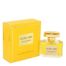 Sublime Perfume by Jean Patou, 50 ml Eau De Toilette Spray for Women