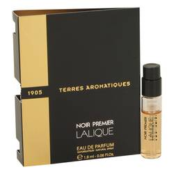 Terres Aromatiques Sample by Lalique, 2 ml Vial (sample) for Women