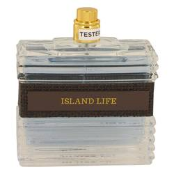 Tommy Bahama Island Life Cologne by Tommy Bahama, 100 ml Eau De Cologne Spray (Tester) for Men