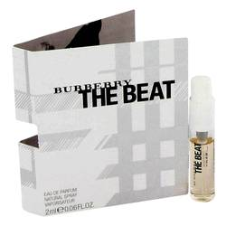 The Beat Sample by Burberry, .06 oz Vial (sample) for Women