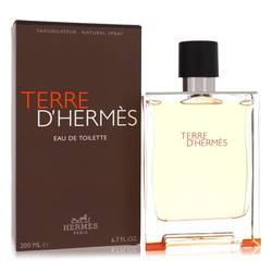 Terre D'hermes Cologne by Hermes, 200 ml Eau De Toilette Spray for Men from FragranceX.com