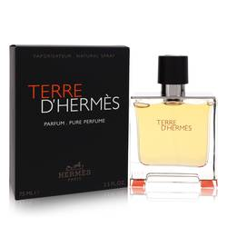 Terre D'hermes Cologne by Hermes, 75 ml Pure Pefume Spray for Men from FragranceX.com