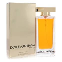 The One Perfume by Dolce & Gabbana, 3.3 oz Eau De Toilette Spray (New Packaging) for Women