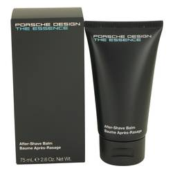 The Essence After Shave Balm by Porsche Design, 77 ml After Shave Balm for Men from FragranceX.com