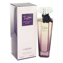 Tresor Midnight Rose Perfume by Lancome, 75 ml Eau De Parfum Spray for Women from FragranceX.com