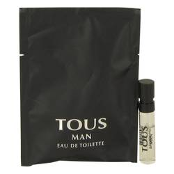 Tous Sample by Tous, 1 ml Vial (sample) for Men from FragranceX.com
