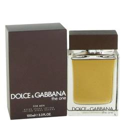 The One After Shave by Dolce & Gabbana, 100 ml After Shave Lotion for Men from FragranceX.com