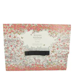 True Rose Accessories by Woods of Windsor, -- 5 Perfumed Drawer Liners for Women