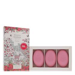 True Rose Soap by Woods of Windsor, 62 ml Three 2.1 oz Luxury Soaps for Women