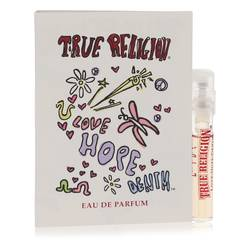 True Religion Love Hope Denim Sample by True Religion, .05 oz Vial (sample) for Women