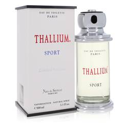 Thallium Sport Cologne by Parfums Jacques Evard, 3.4 oz Eau De Toilette Spray (Limited Edition) for Men
