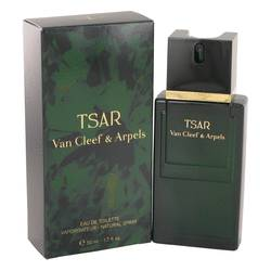 Tsar Cologne by Van Cleef & Arpels, 50 ml Eau De Toilette Spray for Men