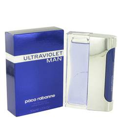 Ultraviolet Cologne by Paco Rabanne, 50 ml Eau De Toilette Spray for Men from FragranceX.com