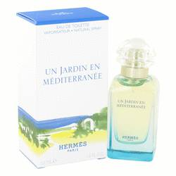 Un Jardin En Mediterranee Perfume by Hermes, 50 ml Eau De Toilette Spray for Women