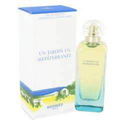Un Jardin En Mediterranee Perfume by Hermes, 3.4 oz Eau De Toilette Spray (Unisex) for Women
