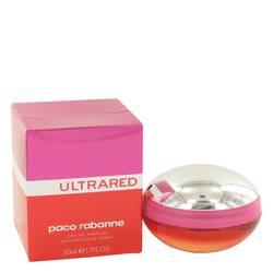 Ultrared Perfume by Paco Rabanne, 50 ml Eau De Parfum Spray for Women