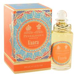 Vaara Cologne by Penhaligon's, 100 ml Eau De Parfum Spray (Unisex) for Men